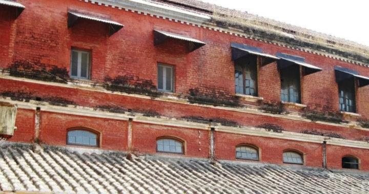 belvedere printing press building in Allahabad